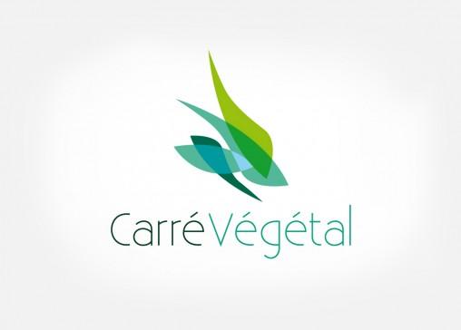 logotype paysagiste végétal nature graphiste angers