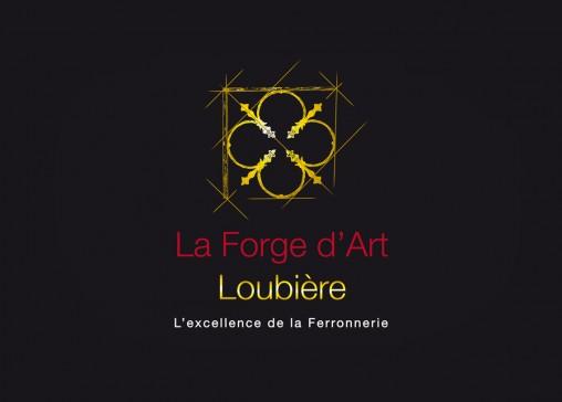 logotype forge art ferronnerie graphiste angers