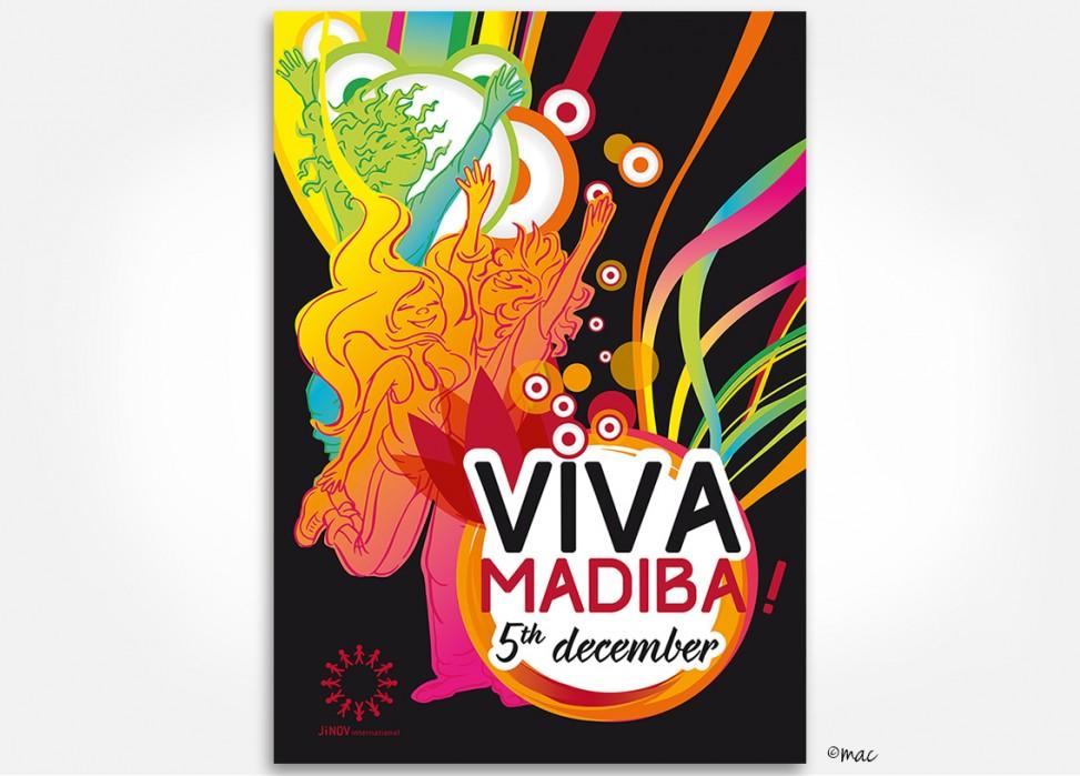 affiche événement jeunesse ados association magaliac