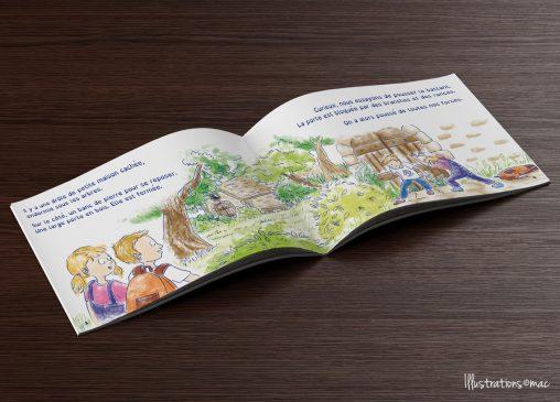 livre jeunesse enfants culture illustrateur angers