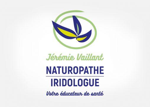 logotype naturopathe nature vert magali ac