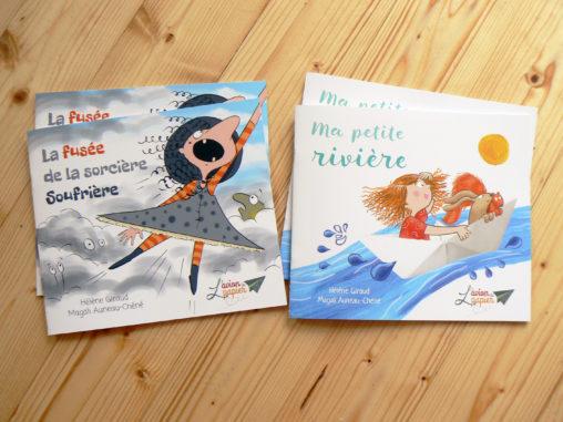 livres jeunesses aventure poésie magali ac