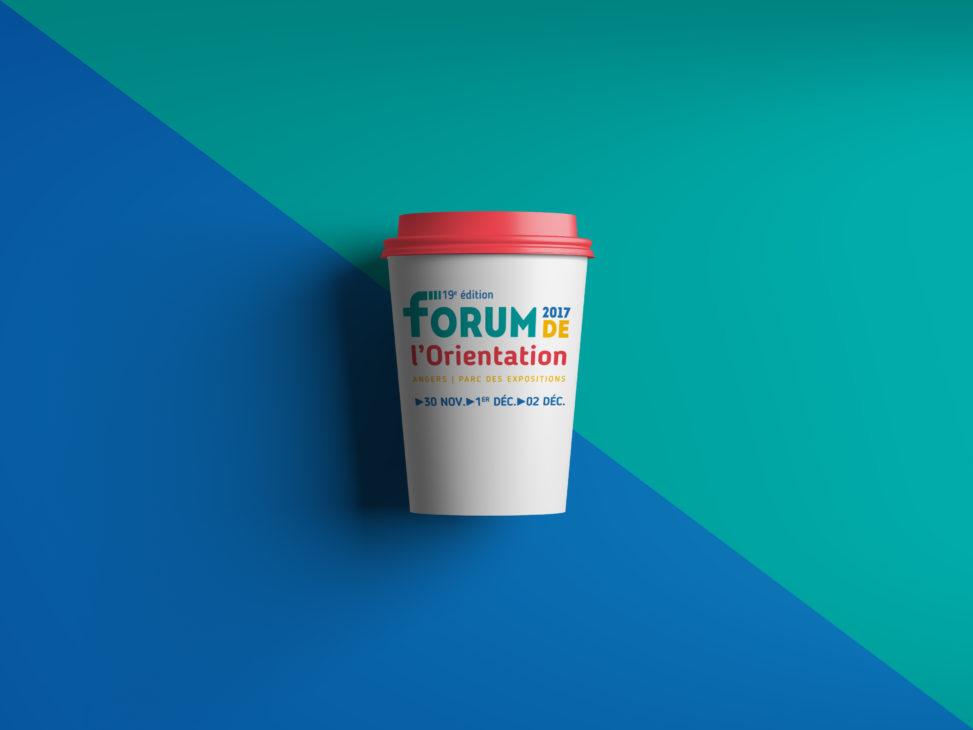 logo forum événement eco cup magaliac