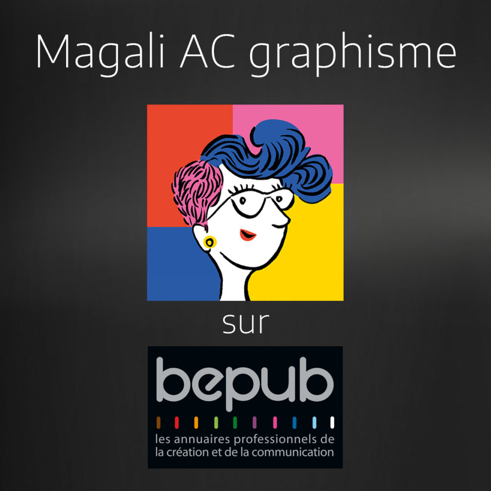 atelier création graphiste Angers Magali AC