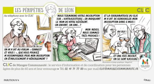 bd bande dessinée CLIC illustrateur Angers magaliac graphiste scénario texte dessin séniors humour croquis crayon couleurs